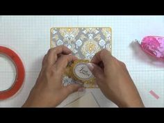 ▶ 2014 Just A Note Calendar And Note Pad Tin - YouTube