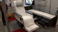 'Transformers'-Style Robotic Bed and Wheelchair Combo Certified