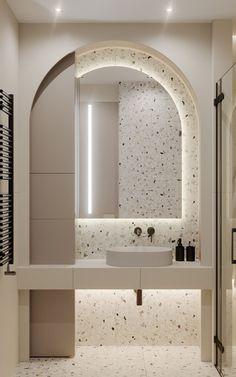 Home Room Design, Interior Design Living Room, House Design, Apartment Projects, Apartment Interior, Bathroom Inspiration, Interior Design Inspiration, Restroom Design, Dream House Interior