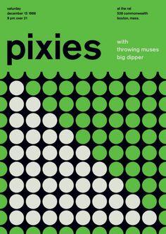 pixies bauhaus