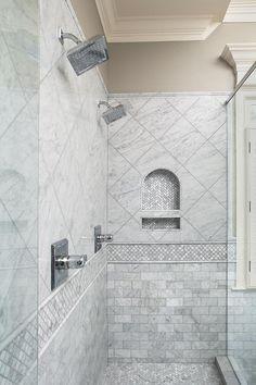 Scandinavian Bathroom, Shower Remodel, Master Bathroom, Bathrooms, Bathtub, Standing Bath, Master Bath, Bathtubs, Bathroom