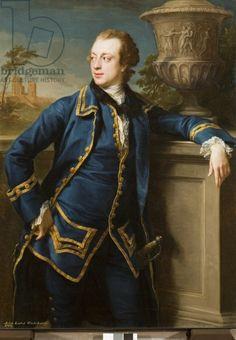 Portrait of John Wodehouse, 1764, Batoni, Pompeo Girolamo (oil on canvas)