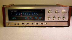 Kenwood KR-7340 Vintage Audio Stereo HiFi (fb)