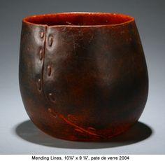 Alicia Lomne - galería de arte en vidrio paté de verre