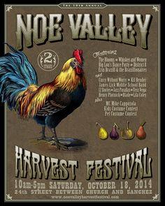 Noe Valley Harvest Festival 2014 by Erich Ippen