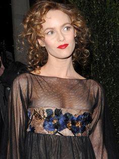 ヴァネッサ・パラディ(Vanessa Paradis)、「H&M」のエコ・コンシャスラインの広告に起用される