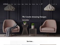 with very little effort on your part, this list of the Top Quality WordPress Themes Interior Design will help you build the ideal website for Best Interior Design, Interior Design Services, Design Agency, Hospital Design, Medical Design, Architecture Visualization, Wordpress Theme Design, Portfolio Layout, Master Bedroom Design
