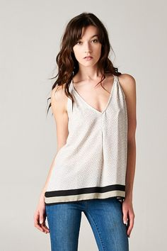 d47338fa2e3 Emma Stine Ltd Racerback Halter top. So cute and light looking--great for