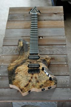 Egan Custom 7 string