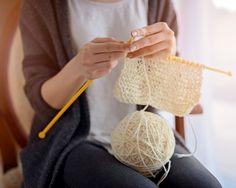 comment tricoter sans avoir mal au cou