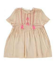 Louise Misha Dress Ingrid beige