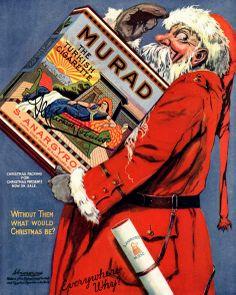 Christmas Cigarettes - Retronaut