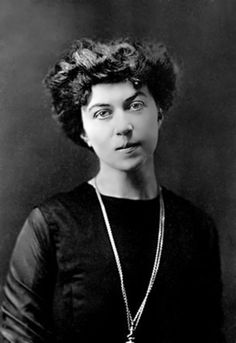 Alexandra Kollontai was a Russian revolutionary and one of the main leaders of the Bolshevik Party during the Russian Revolution of 1917. In 1920-21 she was a leader of the Workers' Opposition within the party. From 1923 onwards she withdrew from directly political activity and became a Soviet diplomat and ambassador to Norway, Mexico and Sweden. Kollontai played a pioneering role in analysing the oppression of women from a socialist and Marxist perspective and in developing