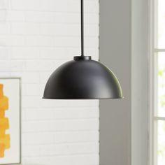 Mini-luminaire suspendu 1 lumière