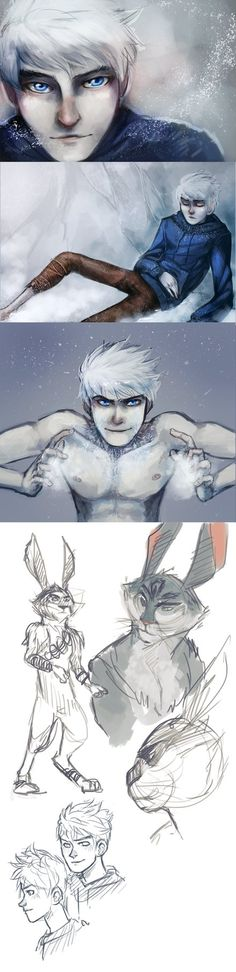 Rise of the Guardians dump by DustyLeaves on DeviantArt