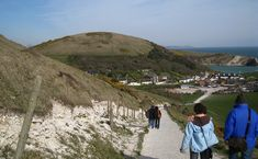 51 Pictures That'll Make You Head Straight To The Jurassic Coast Jurassic Coast, Broadchurch, Paths, Walking, Mountains, Film, Beach, Pictures, Travel
