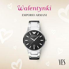 Zegarek Emporio Armani 1205 PLN  http://www.yes.pl/49305-zegarek-emporio-armani-TC31472-S0S00-000000-000