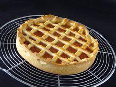 Tarte rustique à la confiture ou à la marmelade de Veb