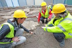 Archaeologists in York say an ancient church could lead to more historic treasures © Courtesy of City of York Council  The discovery was mad...