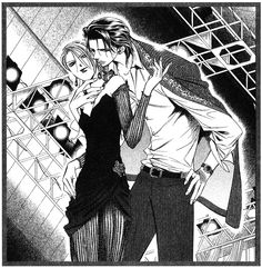 Skip Beat Kyoko and Ren: is this from a chapter????
