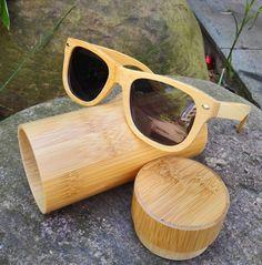 e058532d90 Aliexpress.com: Comprar Nuevas Llegadas 2016 de Bambú de Madera gafas de Sol  XL Negro UV Polarizado niños Fresco Gafas De Bambú para las mujeres gafas  de ...