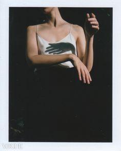 """kaytenschmidt2: """" Pas Mal Kayten Schmidt for Vogue Italia """""""