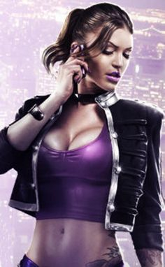 Saints Row the Third Shaundi   Saints Row: The Third is out now on Xbox 360 , PlayStation 3 and PC .