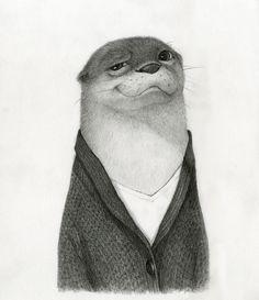 Otter pops shirt