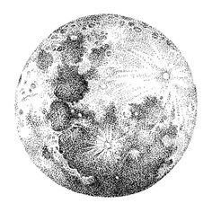 Ink Moon I love stipple art - so relaxing to draw! This moon got turned into stickers, too~ #evydraws #etsyart #fullmoon #inkdrawing #stippling #blackandwhiteonly #moonart #moondrawing #outerspace #stippled #micronpen #penandink #drawingdaily #doitfortheprocess #printable #Stickers #stickerart #plannerstickers #etsystickers #etsyartist #makersmovement #makerslife #draweveryday #smallart #pendrawing #creativelifehappylife #calledtobecreative #illustratorsofinstagram #illustrationart