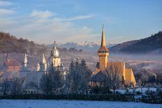 Muntii Tibles Iarna,Tibles Mountains by Winter,Maramures,Romania,Europe Bulgaria, Tudor, Romania, Cathedral, Europe, Mountains, Building, Winter, Photo Blog