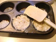Grate hotel soaps, add oatmeal and make into new bars.