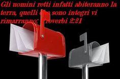 Chiesa A.D.I. Belluno: DUE LETTERE STRAORDINARIE