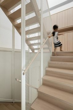 Image 11 of 17 from gallery of Halo House / Breathe Architecture. Photograph by Dianna Snape Halo House, Breathe, Stair Detail, Stairs Architecture, Ground Floor Plan, Home Improvement Projects, Window Treatments, New Homes, Floor Plans