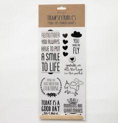 Stickers - transfer