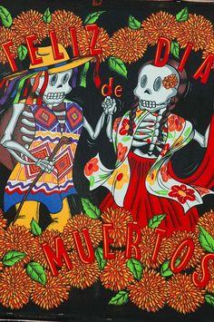 Dia de Muertos Celebration