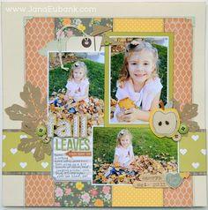 Fall Leaves - Scrapbook.com