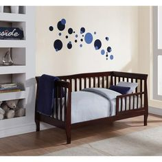 Baby Relax Toddler Daybed, Espresso - Walmart.com