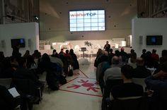 Evento en #Zaragoza Activa donde nuestro CEO, Alberto López, estuvo hablando sobre #SEO http://wanatop.com/seo-contenidos-zaragoza-activa/