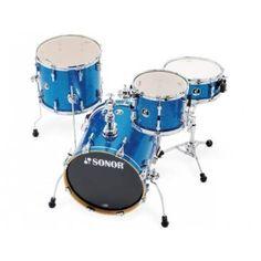 Versagig Safari 4-Piece Shell Kit - Turquoise Galaxy Sparkle - Long & McQuade - Sonor