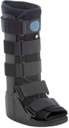 Walking Boot Air Cam Pneumatic Medical Ankle Support Walking Cast Recovery New