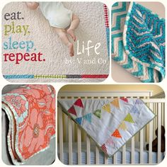 60 sweet handmade baby gifts - tutorials and patterns