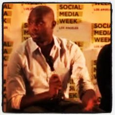 welcome2themagic Andrew Patterson, Director MLB New Media, talking about what makes great content #smwlasportsfans