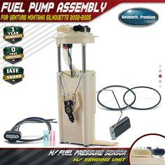 Electric Fuel Pump for 2001-05 Chevrolet Venture//Pontiac Montana w//Sending Unit