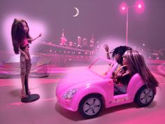Night Cruising - Monster High Dolls .