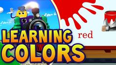 Learning Colors for Toddlers, Preschoolers - Kids Color Train | PicTrain™