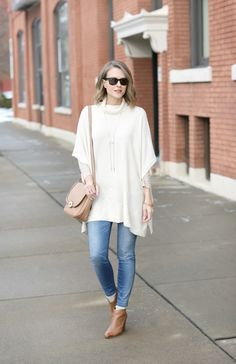Casual weekend layering