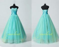 #handmade #vintage sweetheart #ball #gown / #prom dress / #evening #dress #girl #fashion #coniefox #2016prom