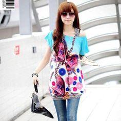 wholesale women Women Short Cotton T-shirt