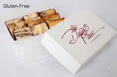 Gluten-Free Cream Cheese Brownies - One Dozen (12)