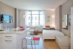 The Ultimate Guide To Renting In NYC: 26 Apartments, 13 Hot Tips #Refinery29 #Brooklyn #NYC